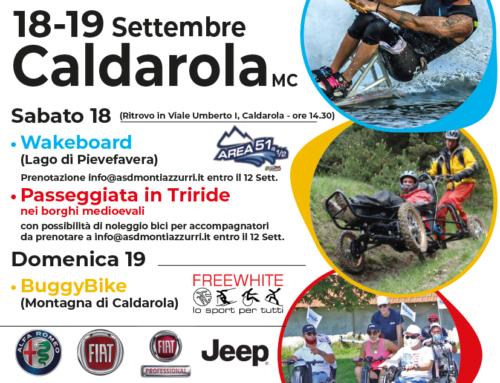 18-19 Settembre 2021 – Caldarola (MC)